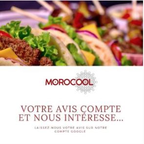 Morocool instagram